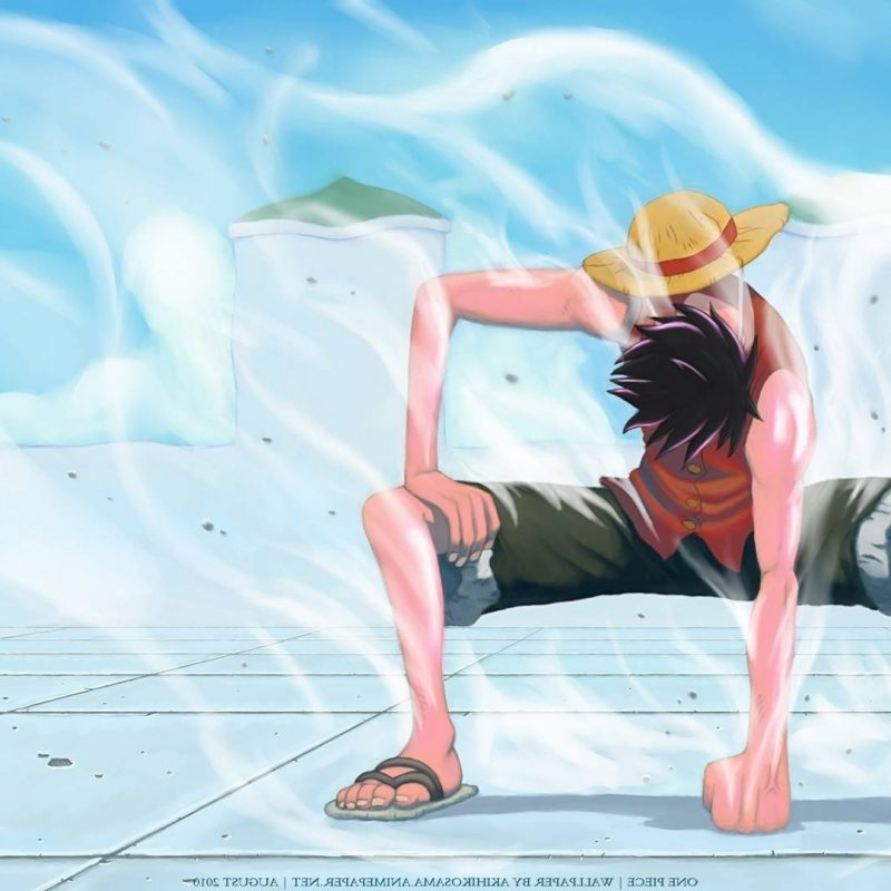10 Top One Piece Wallpaper Luffy Gear Second FULL HD 1080p For PC Desktop 2018 free download luffy gear second enies lobby hd one piece wallpaper free 800x800