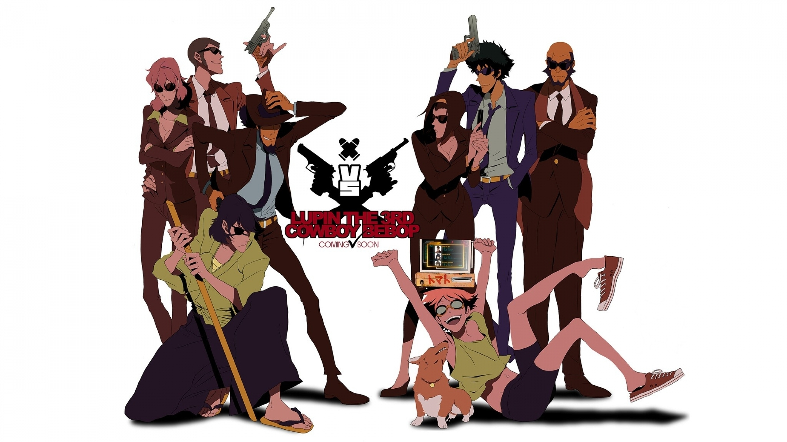 lupin the third wallpaper | 2560x1440 | id:60196 - wallpapervortex