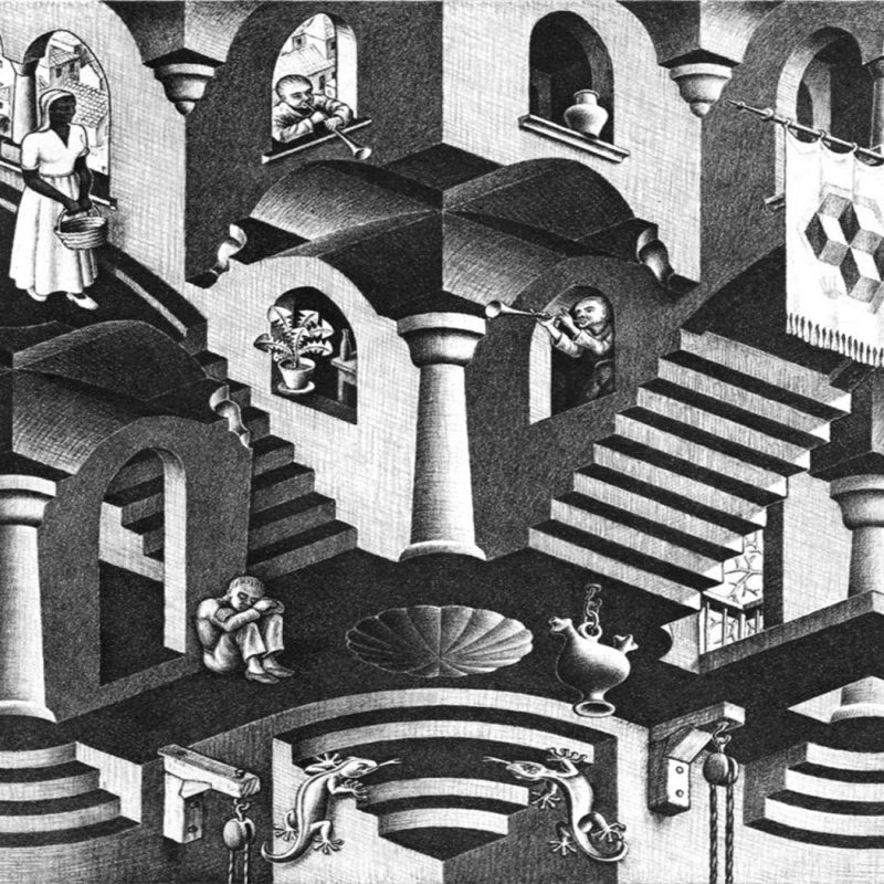 10 Best Mc Escher Wall Paper FULL HD 1920×1080 For PC Background 2018 free download m c escher drawings escher wallpaper 03 m c escher wallpaper 04 800x800