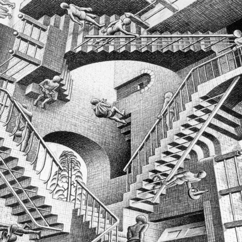 10 Best Mc Escher Wall Paper FULL HD 1920×1080 For PC Background 2018 free download m c escher wallpapers wallpaper cave 800x800