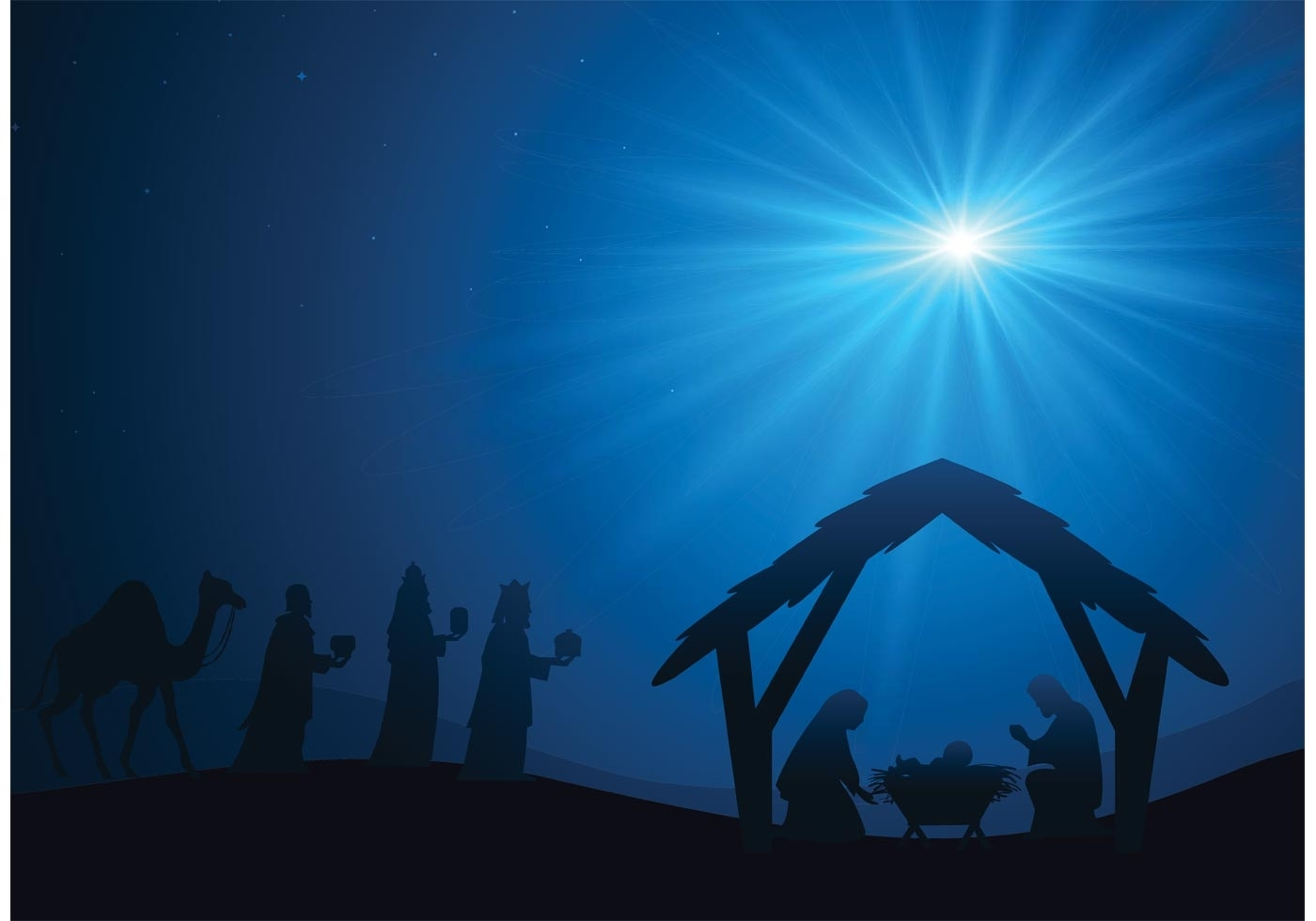 magnificent nativity scene pictures free manger vector background