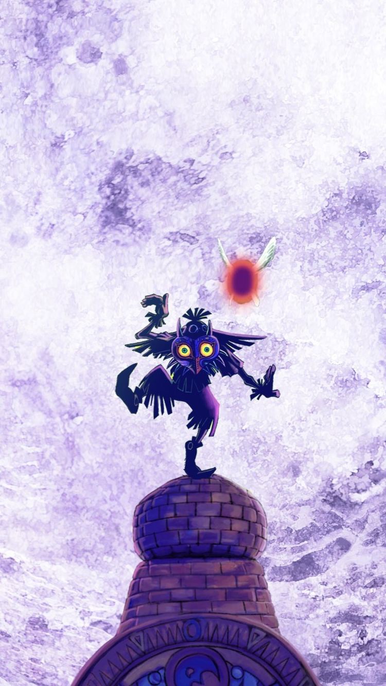 majora's mask 3d wallpaper collection | nintendo news fix