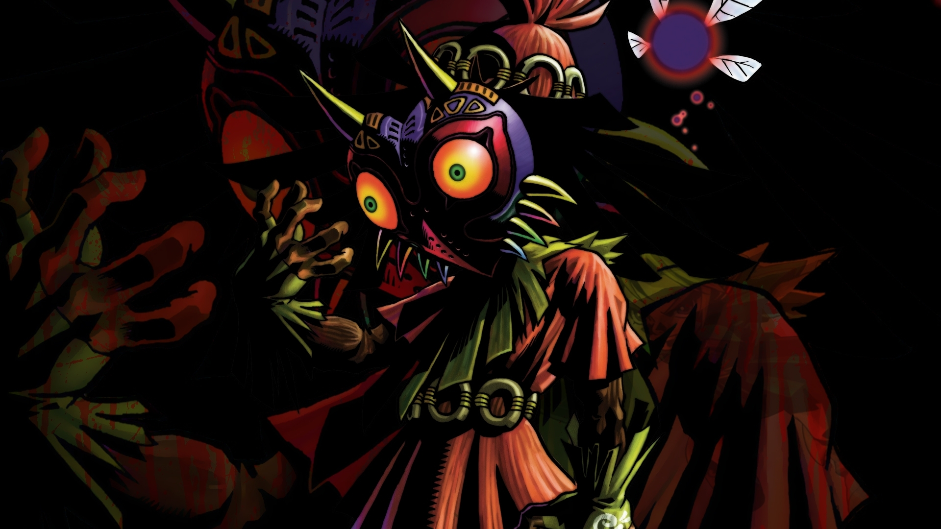 10 Best Majoras Mask Skull Kid Wallpaper FULL HD 1080p For PC Background 2018 Free Download