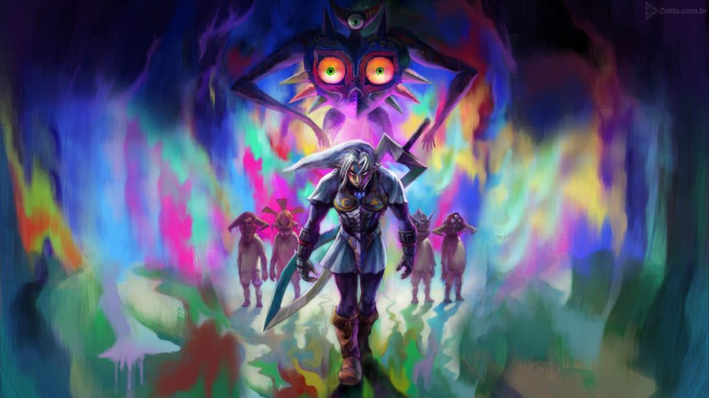 10 New Majora's Mask Wallpaper Hd FULL HD 1080p For PC Background 2018 free download majoras mask background wallpapers 22012 baltana 1024x576