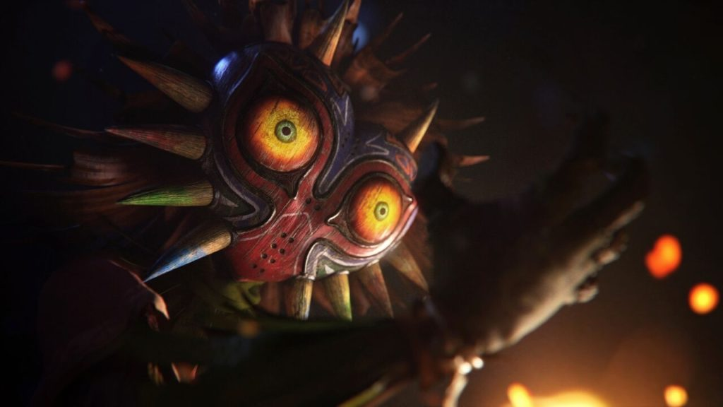 10 Best Majora's Mask Skull Kid Wallpaper FULL HD 1080p For PC Background 2020 free download majoras mask comes to life through iconic short film 1024x576