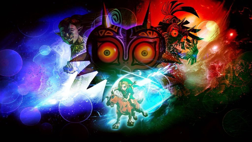 10 New Majora's Mask Wallpaper Hd FULL HD 1080p For PC Background 2018 free download majoras mask wallpapers wallpaper cave 1024x576