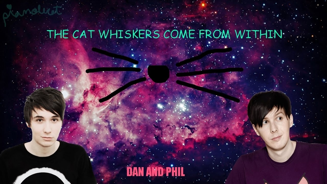 making a dan and phil wallpaper - youtube