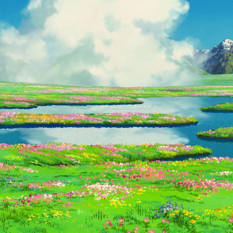 10 New Studio Ghibli Computer Backgrounds FULL HD 1920×1080 For PC Desktop 2020 free download manga monday studio ghiblis beautiful backgrounds impact books 800x800