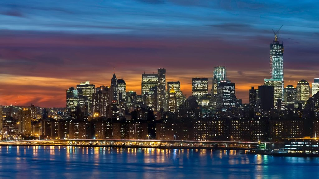 10 Latest New York Skyline Hd FULL HD 1920×1080 For PC Desktop 2021 free download manhattan skyline new york panorama wallpapers hd wallpapers 1024x576