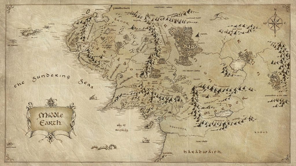 10 Latest Lord Of The Rings Map Background FULL HD 1080p For PC Desktop 2018 free download map of middle earth hd wallpaper 1920x1080 id51689 1024x576