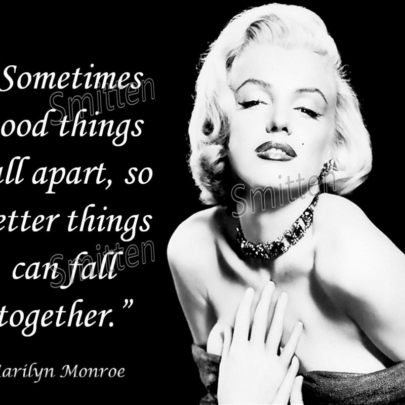 10 Top Marilyn Monroe Quote Wallpapers FULL HD 1920×1080 For PC Desktop 2018 free download marilyn monroe love quotes tumblr hd marilyn monroe quotes 800x800