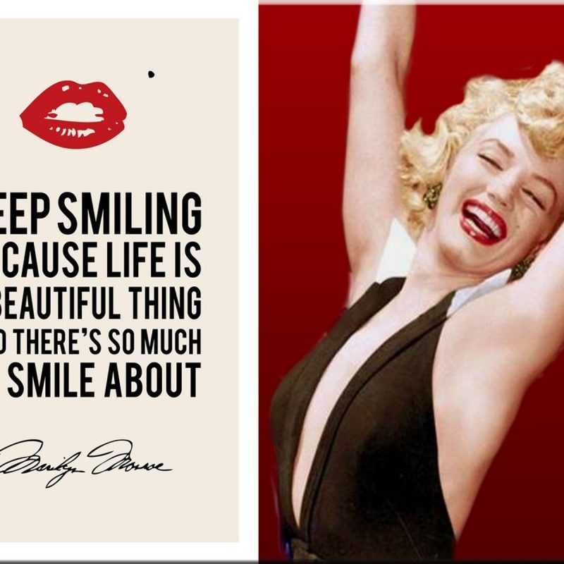 10 Top Marilyn Monroe Quote Wallpapers FULL HD 1920×1080 For PC Desktop 2018 free download marilyn monroe quote fond decran and arriere plan 1600x1200 id 800x800