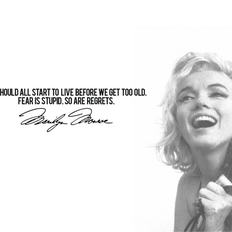 10 Top Marilyn Monroe Quote Wallpapers FULL HD 1920×1080 For PC Desktop 2018 free download marilyn monroe quotes wallpaper desktop wallpaper box 800x800