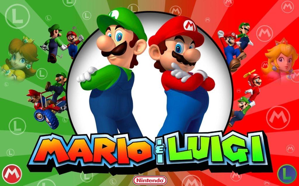 10 Most Popular Mario And Luigi Wallpaper FULL HD 1920×1080 For PC Desktop 2020 free download mario and luigi super mario bros wallpaper aden 5th b day 1024x640