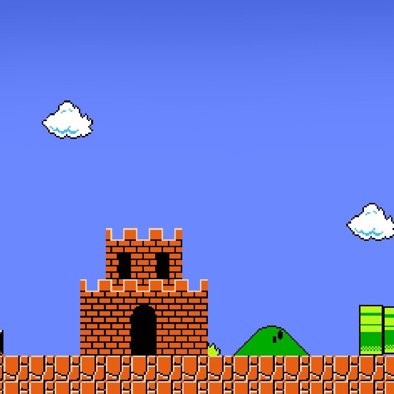10 Top 8 Bit Mario Background FULL HD 1080p For PC Desktop 2018 free download mario bros backgrounds group 66 800x800