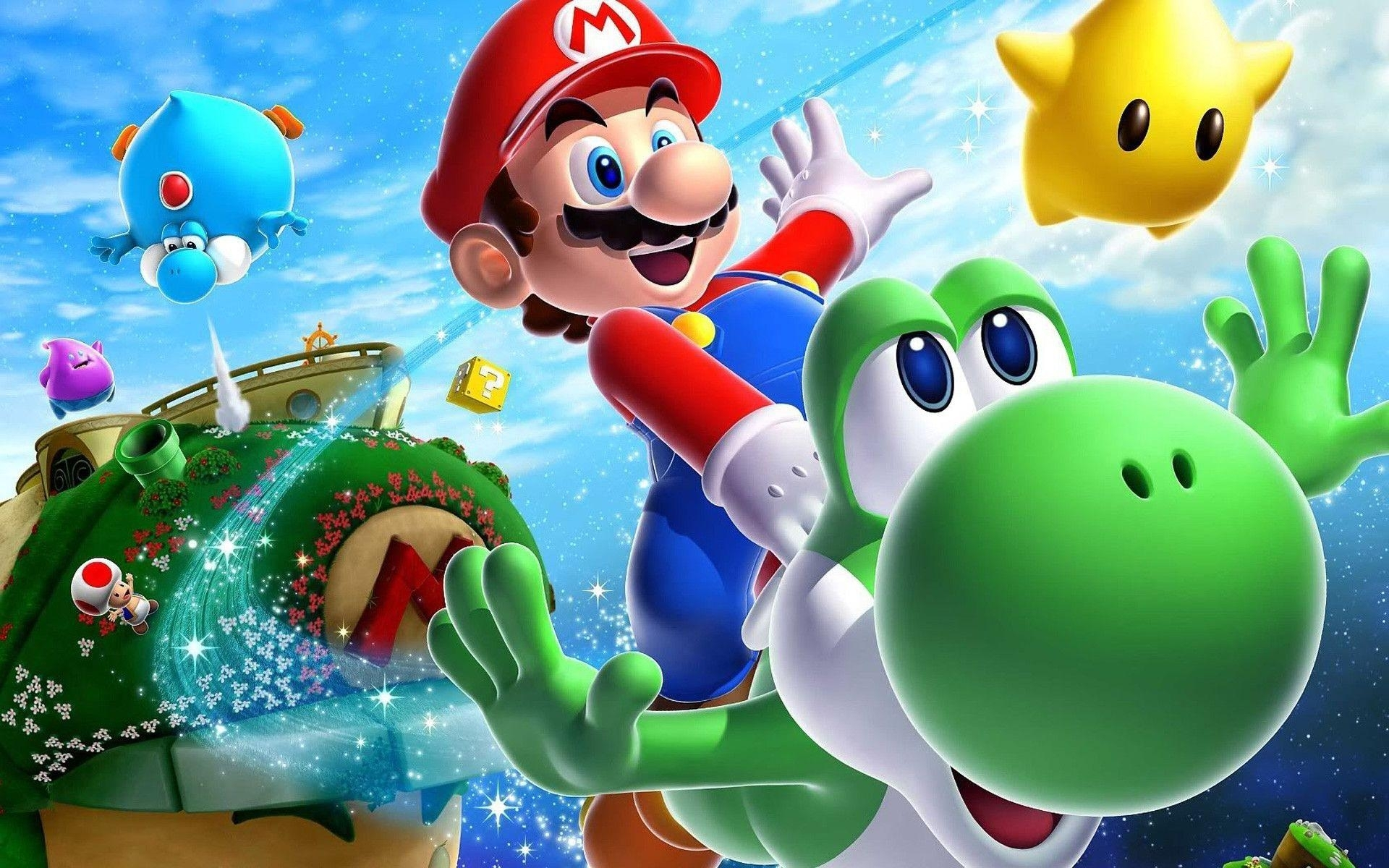 mario hd wallpapers - wallpaper cave