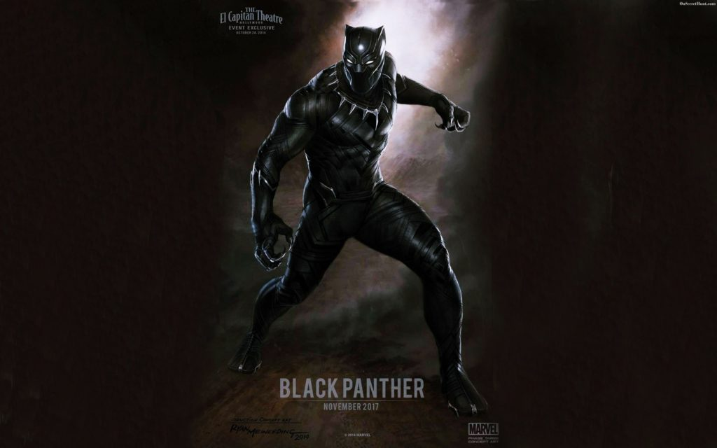 10 Most Popular Black Panther Marvel Hd Wallpaper FULL HD 1080p For PC Background 2018 free download marvel black panther wallpaper 1024x640