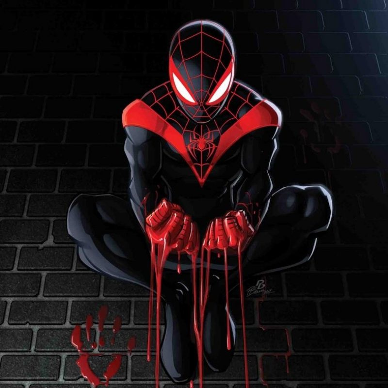10 Top Miles Morales Spider Man Wallpaper FULL HD 1080p For PC Background 2018 free download marvel comics august 2017 solicitations spider man pinterest 800x800