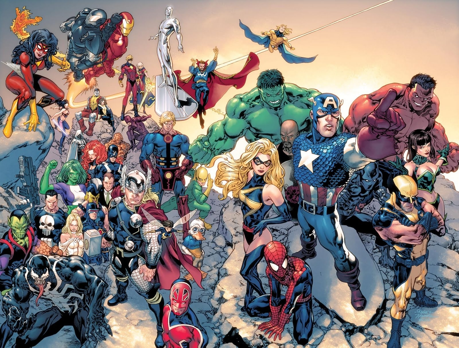 marvel comics wallpaper | marvel comics hd desktop wallpapers