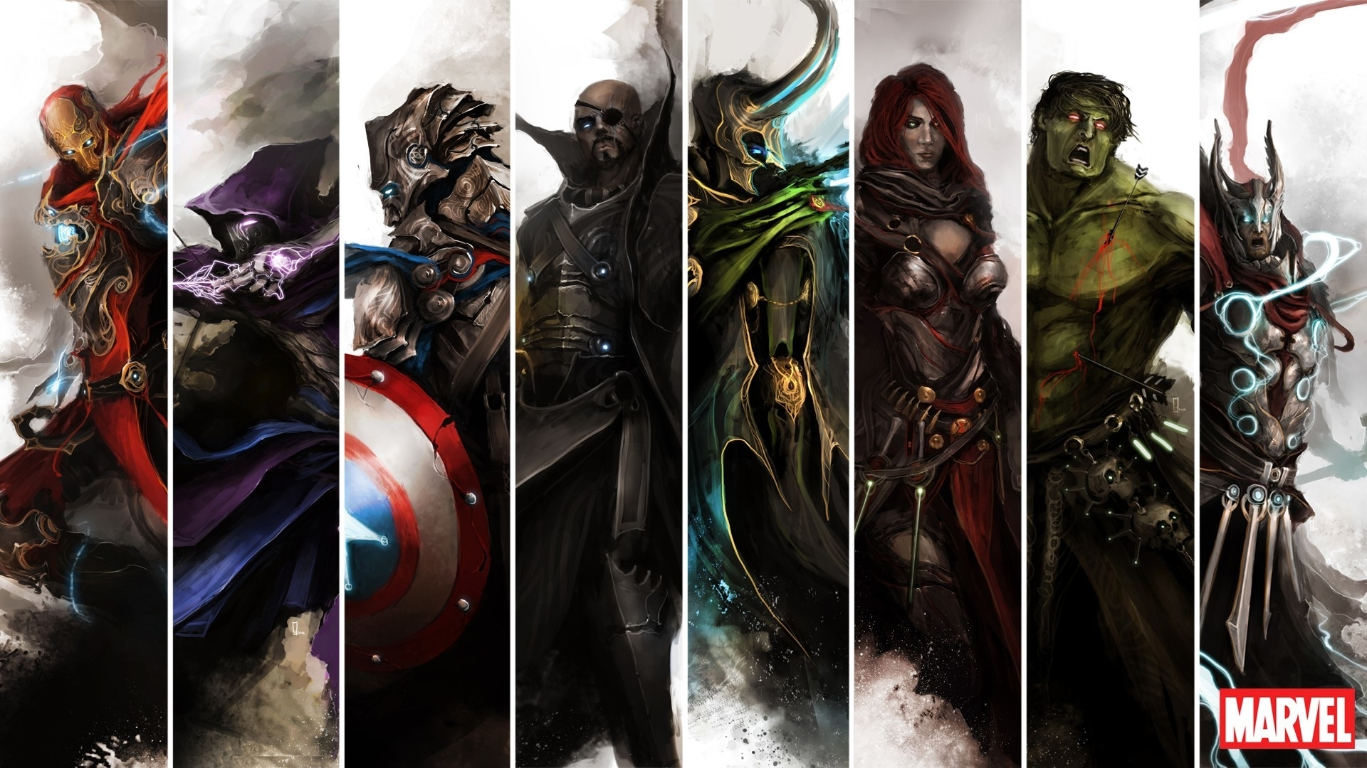 10 New Marvel Wallpaper Hd 1920X1080 FULL HD 1920×1080 For PC Background