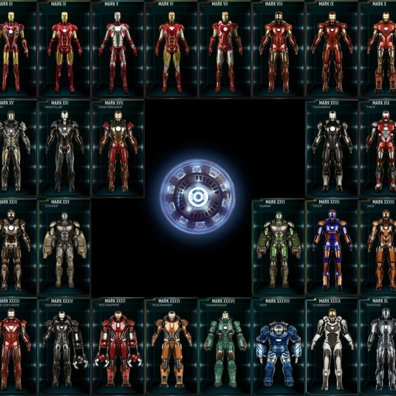 10 Latest All Iron Man Suits Pictures FULL HD 1920×1080 For PC Background 2020 free download marvel iron man suit up mark 1 45 and armor youtube 800x800