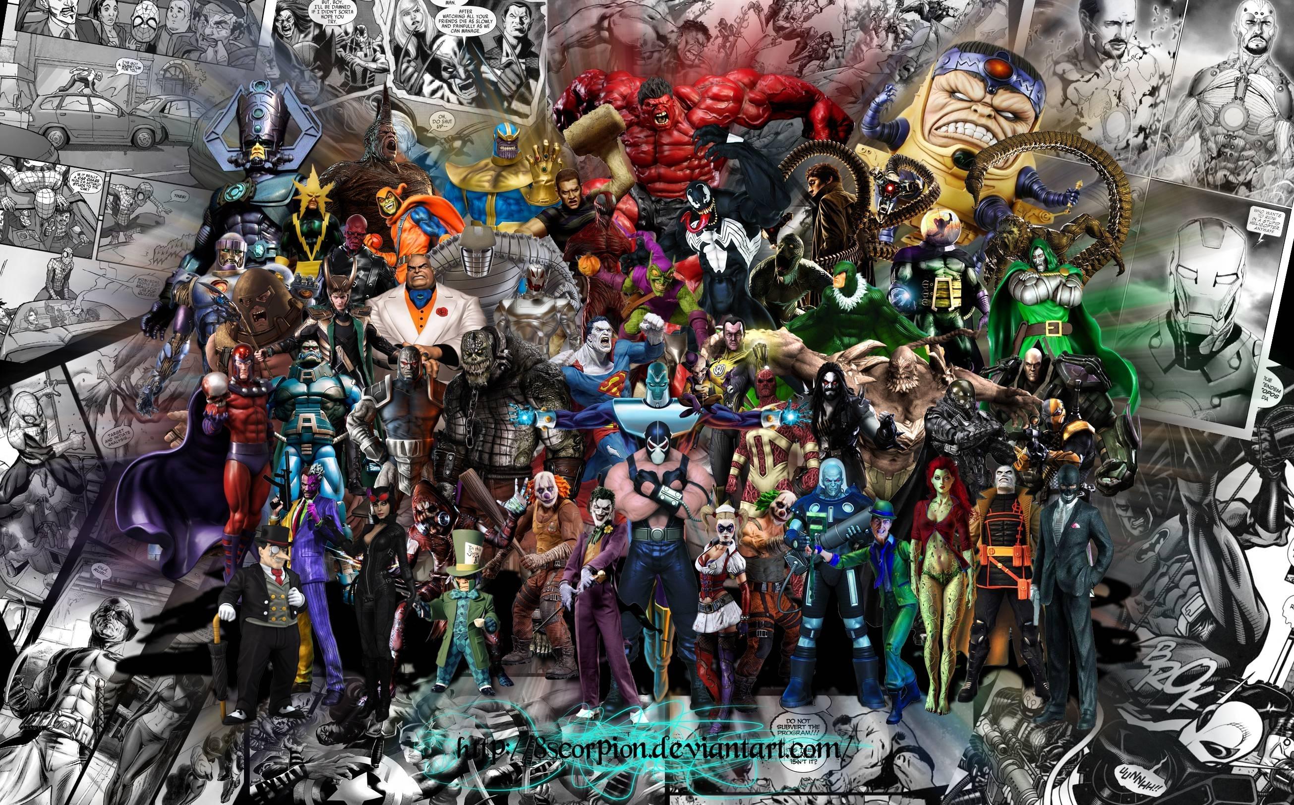 marvel villains wallpapers - wallpaper cave
