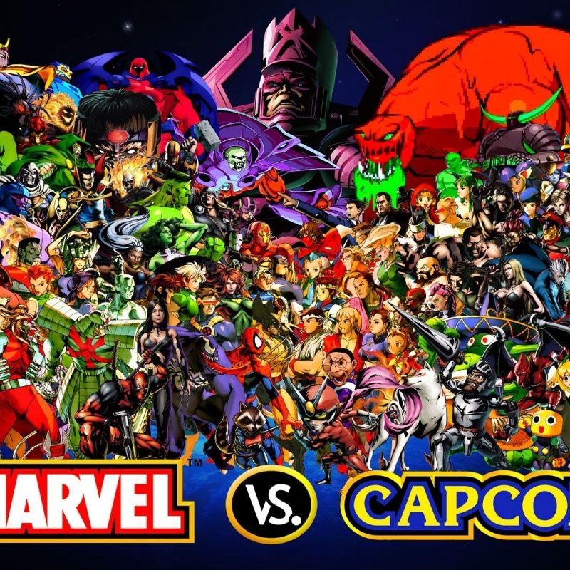 10 Best Marvel Vs Capcom Wallpaper FULL HD 1920×1080 For PC Desktop 2018 free download marvel vs capcom fond decran and arriere plan 1600x1200 id388952 800x800