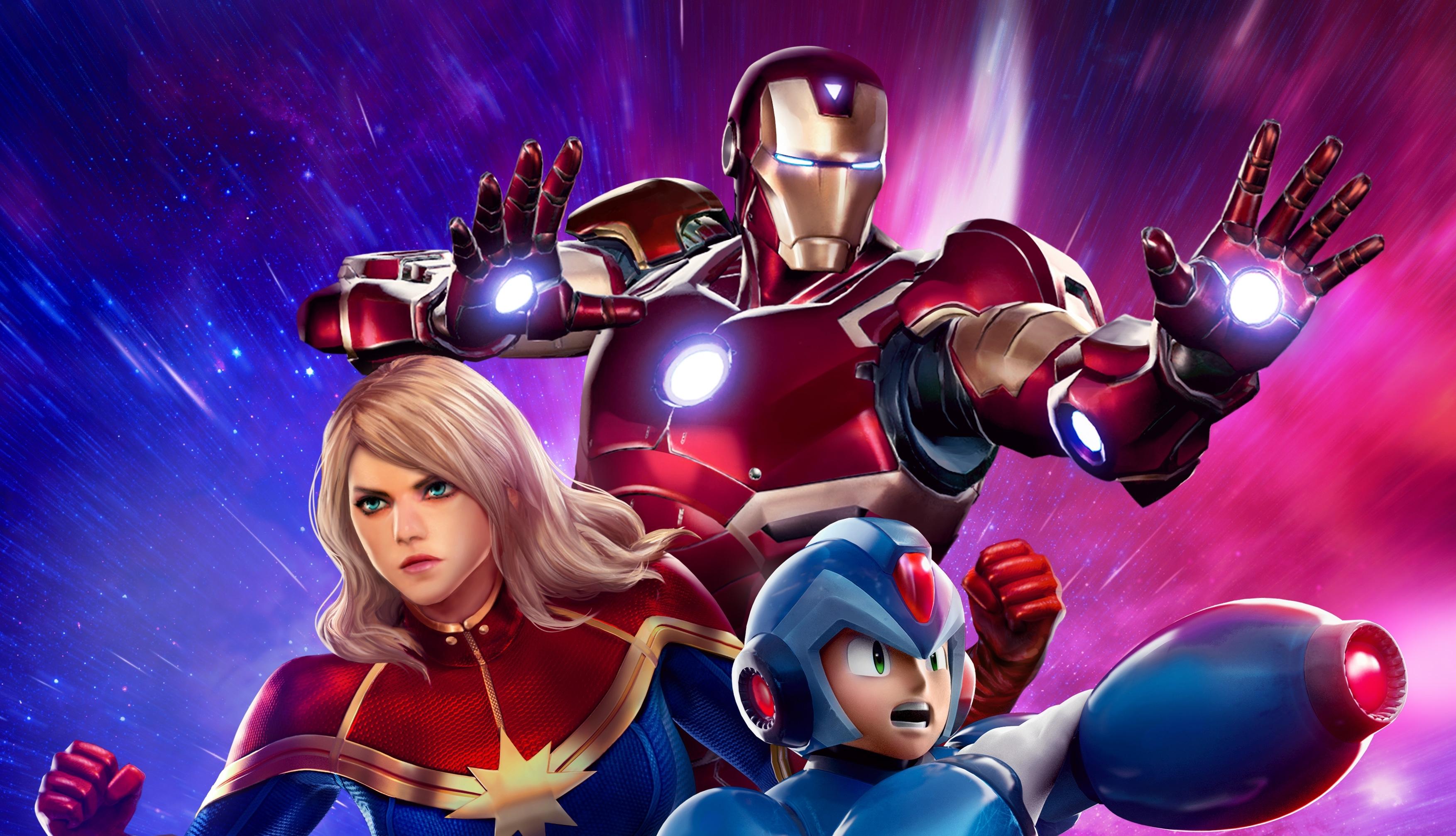 marvel vs capcom infinite story, hd games, 4k wallpapers, images