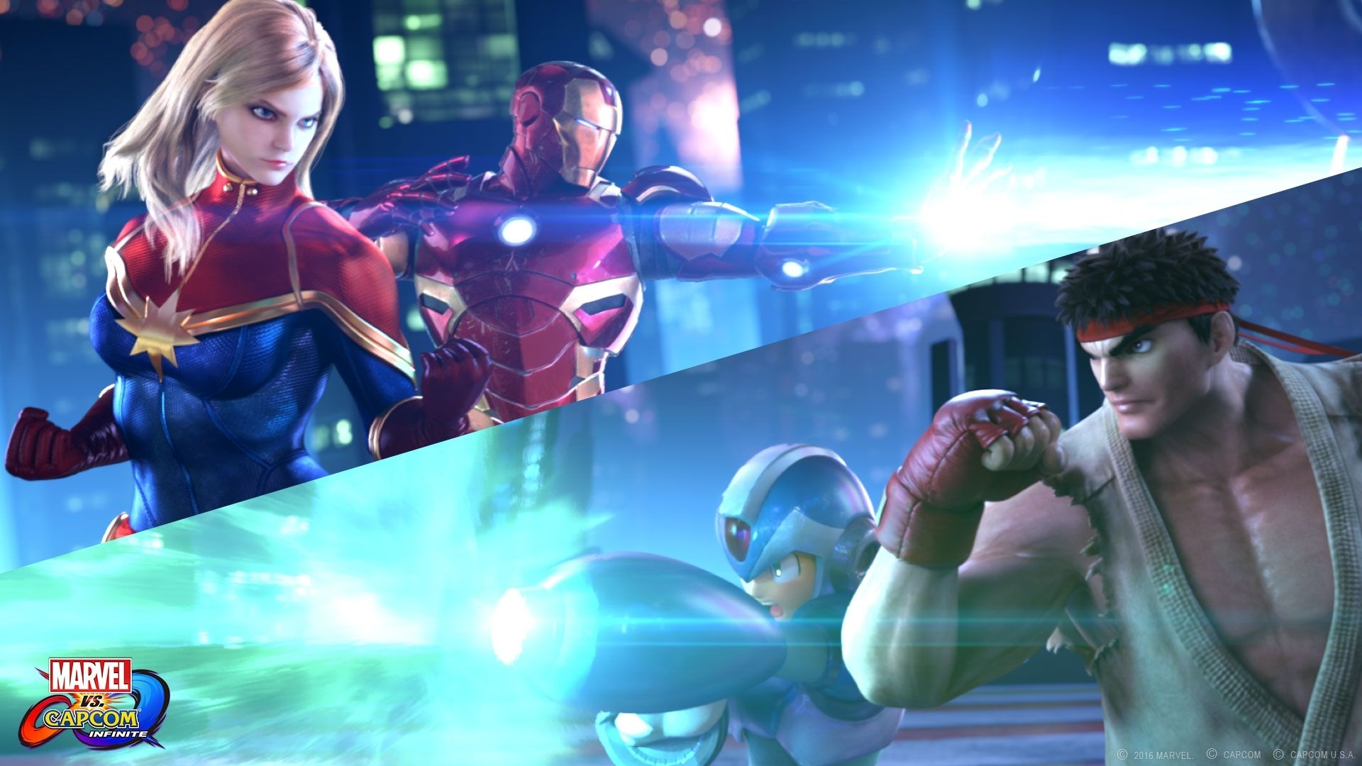 10 New Marvel Vs Capcom Infinite Wallpaper FULL HD 1080p For PC Background