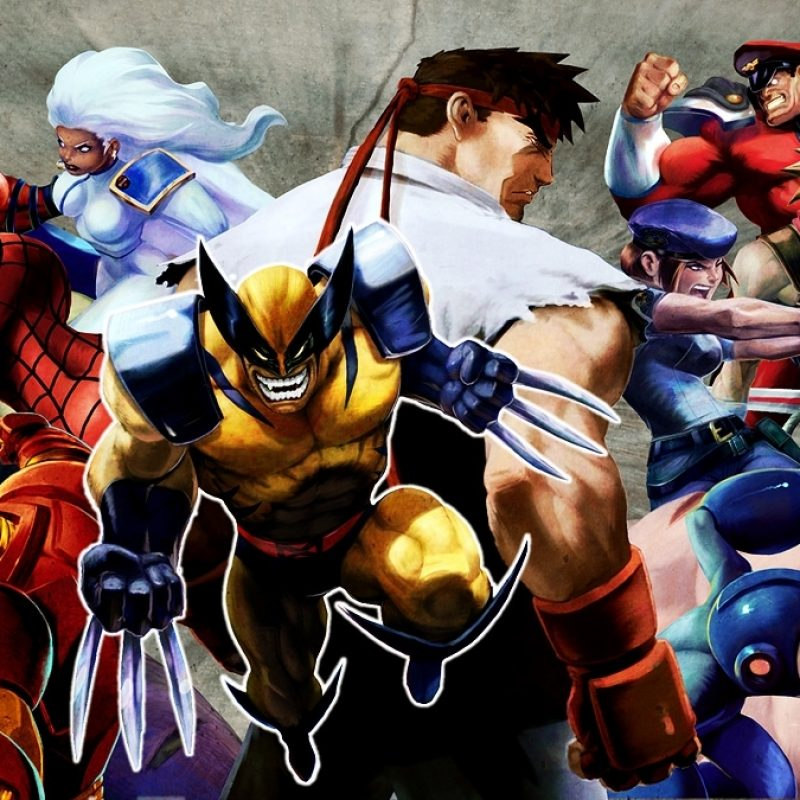 10 Best Marvel Vs Capcom 2 Wallpaper FULL HD 1080p For PC Desktop 2018 free download marvel vs capcom wallpaper 444859 zerochan anime image board 800x800