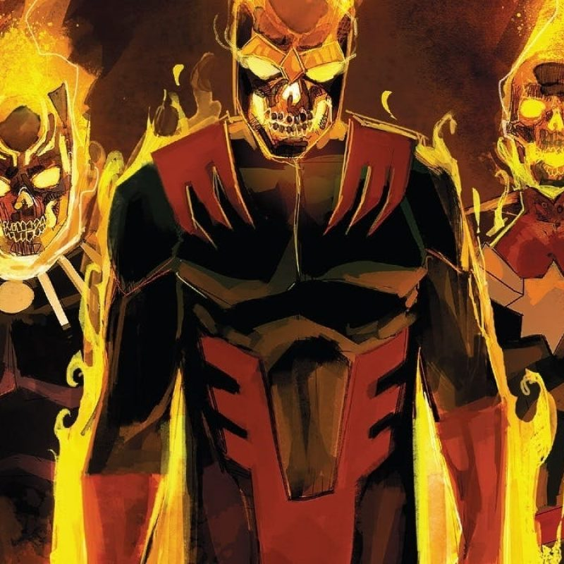 10 New Pics Of Ghost Rider FULL HD 1920×1080 For PC Background 2018 free download marvels avengers turn into a team of ghost riders screenrant 800x800