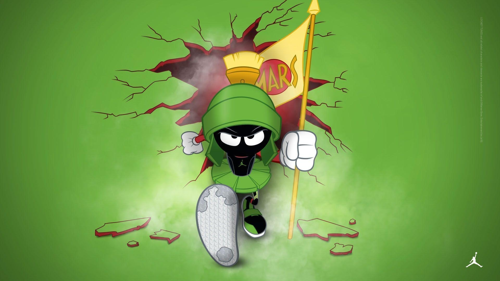 marvin the martian wallpapers - wallpaper cave