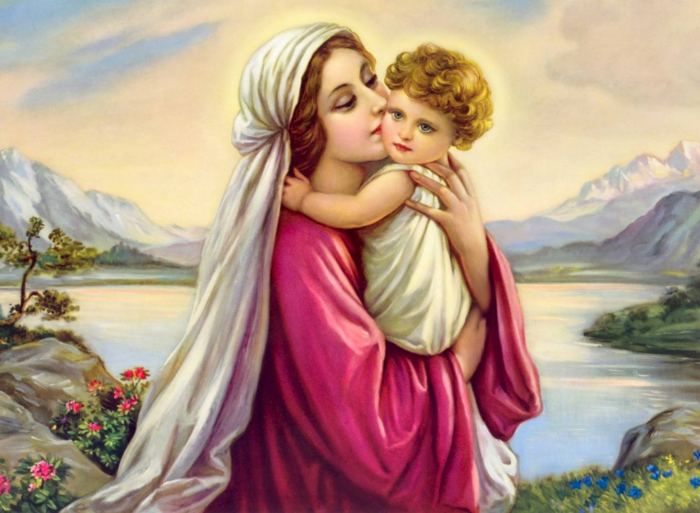 mary mother of god be a mother to me   renewal retreat centre
