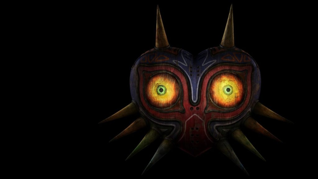 10 New Majora's Mask Wallpaper Hd FULL HD 1080p For PC Background 2018 free download masks render black background zelda majoras mask wallpaper 16769 1024x576