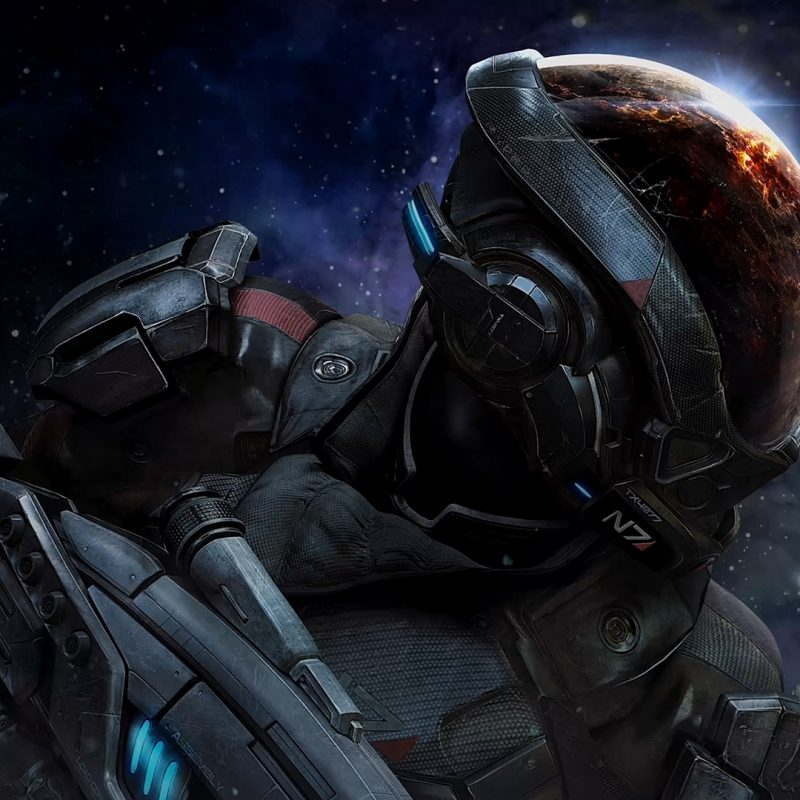 10 Latest Mass Effect Wallpapers 1080P FULL HD 1920×1080 For PC Background 2018 free download mass effect andromeda wallpaper masseffect 800x800