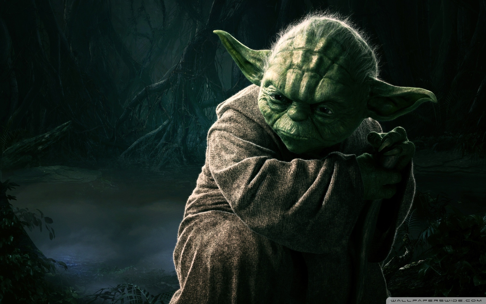 master yoda, star wars ❤ 4k hd desktop wallpaper for 4k ultra hd tv
