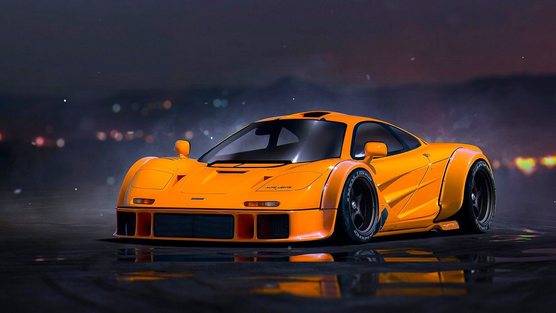 mclaren f1 wallpaper | hd car wallpapers