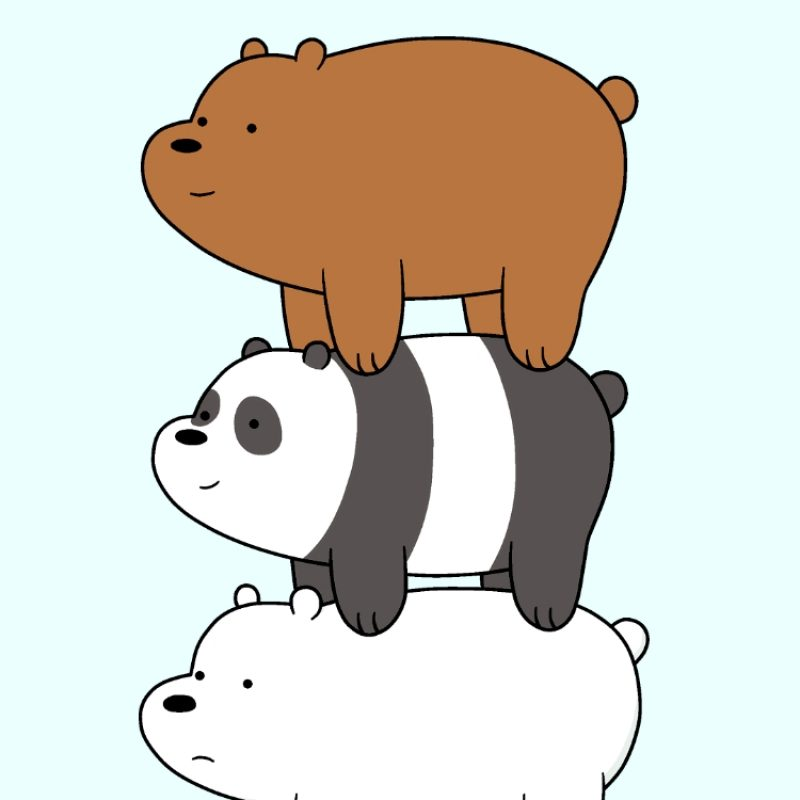 10 Latest We Bare Bears Iphone Wallpaper FULL HD 1080p For PC Desktop 2018 free download me gusta mucho escandalosos dibujos pinterest bare bears 800x800