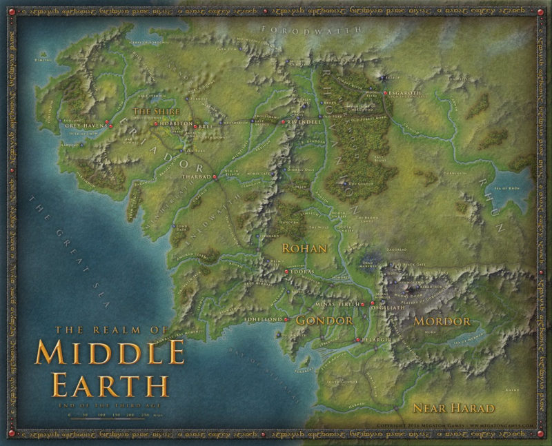 10 Most Popular Map Of Middle Earth High Resolution FULL HD 1920×1080 For PC Desktop 2020 free download megaton games on twitter a map of middle earth done in photoshop 800x647