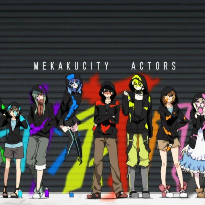 10 Latest Mekaku City Actors Wallpaper FULL HD 1920×1080 For PC Desktop 2020 free download mekakucity actors wallpapers wallpaper cave 800x800