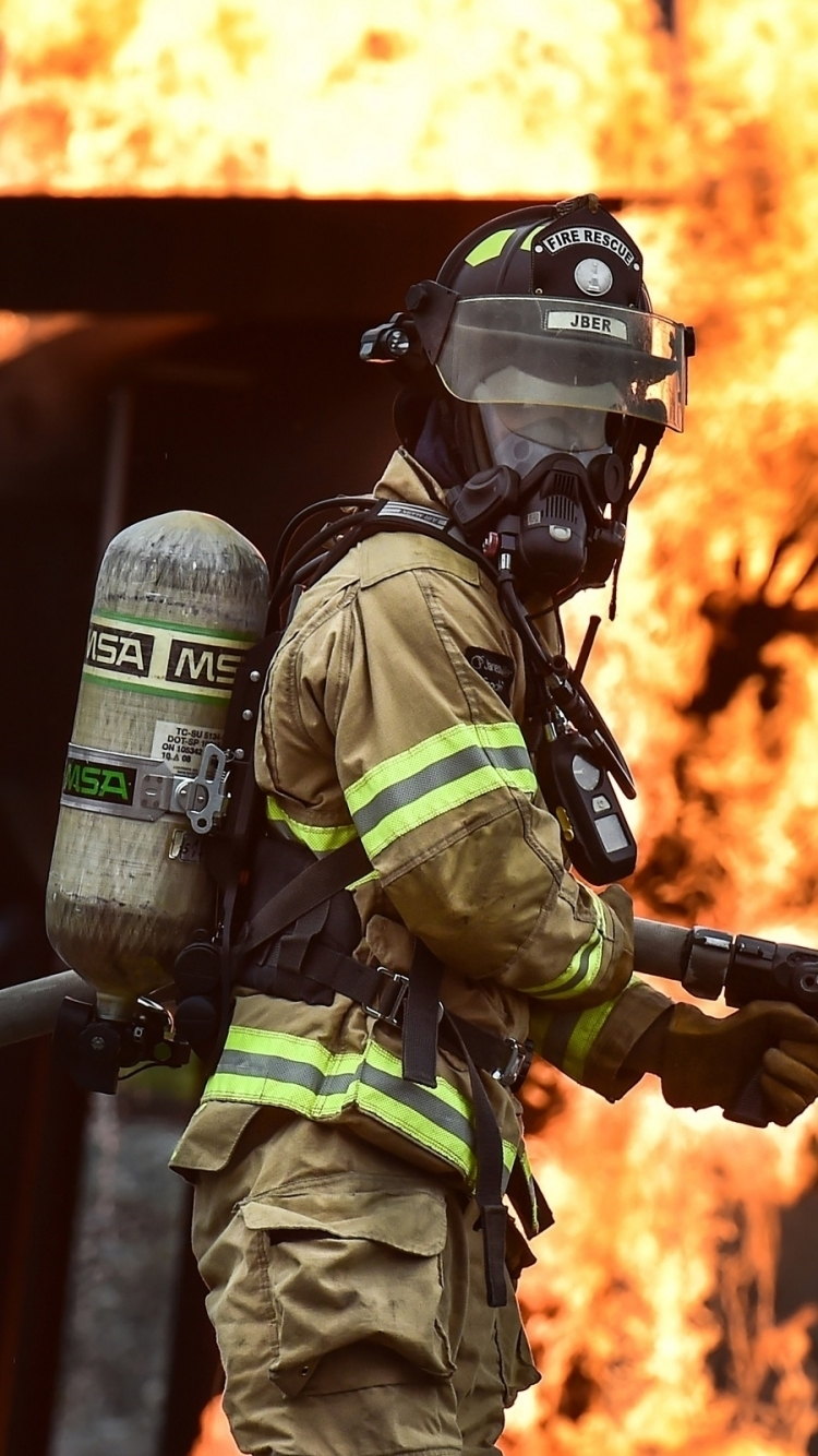 men/firefighter (750x1334) wallpaper id: 666742 - mobile abyss