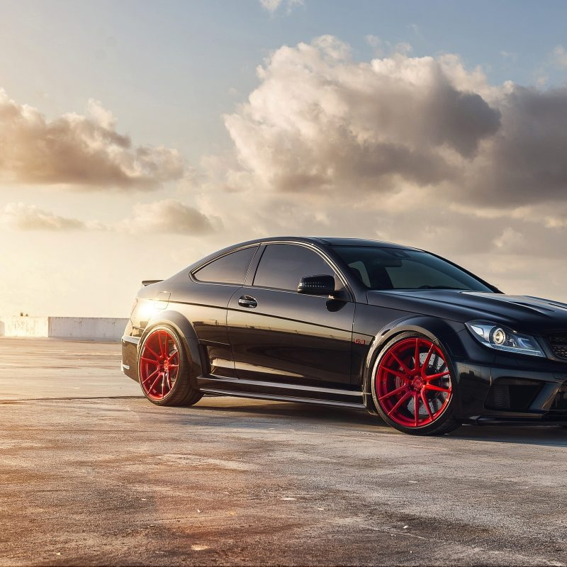 10 Best C63 Amg Wallpaper Hd FULL HD 1920×1080 For PC
