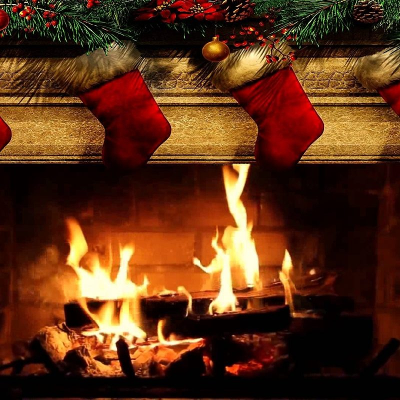 10 New Christmas Fireplace Background Images FULL HD 1920×1080 For PC Desktop 2018 free download merry christmas fireplace with crackling fire sounds hd youtube 800x800