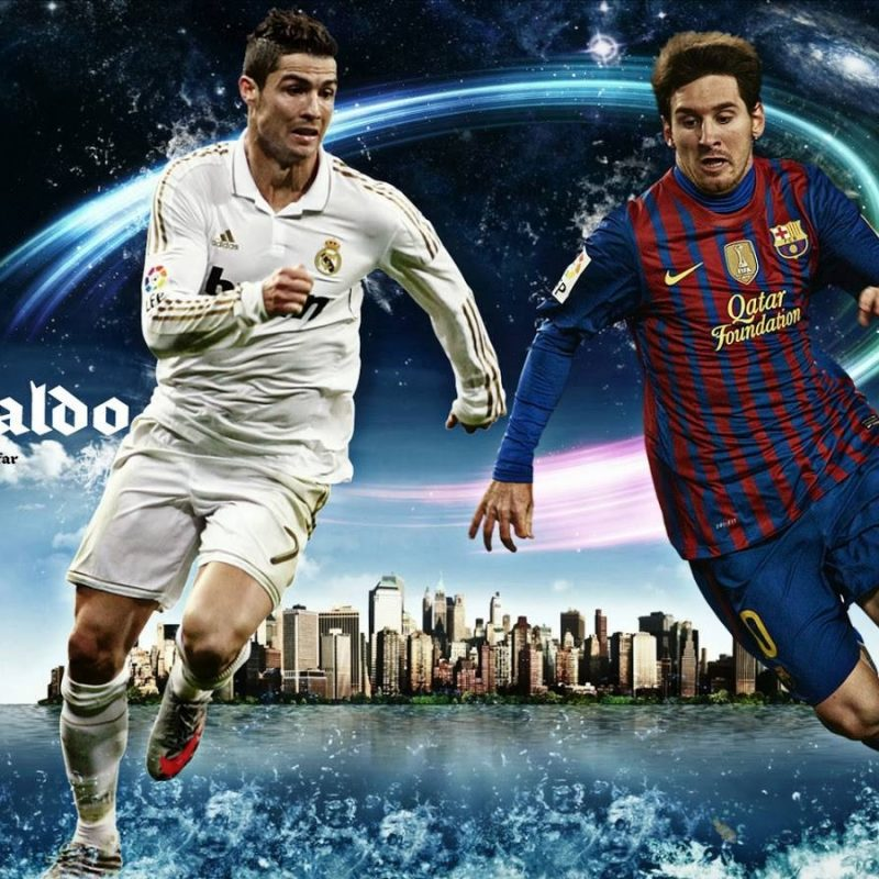 10 New Messi And Ronaldo Wallpaper FULL HD 1920×1080 For PC Desktop 2018 free download messi vs ronaldo football wallpaper football hd wallpapers 800x800