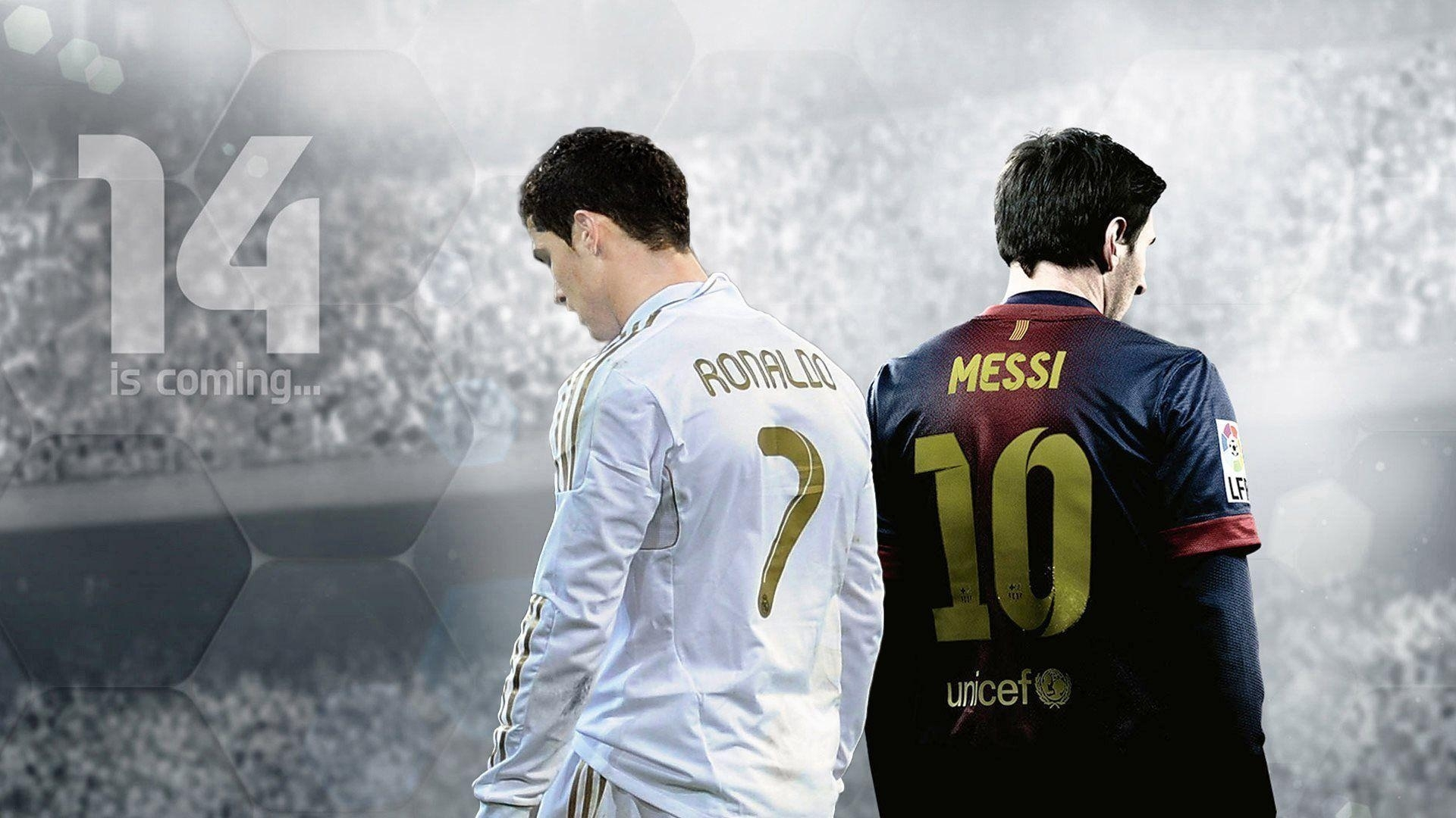 messi vs ronaldo wallpapers 2017 hd - wallpaper cave