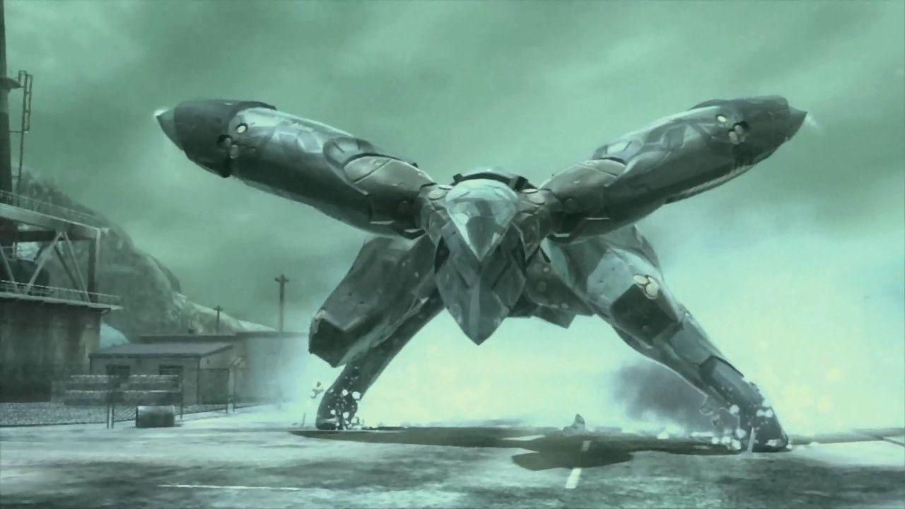 metal gear rex wallpapers - wallpaper cave