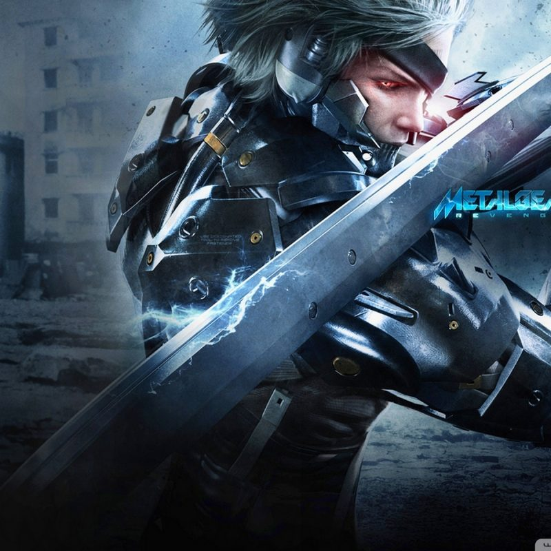 10 Best Metal Gear Rising Revengeance Wallpaper FULL HD 1080p For PC Background 2018 free download metal gear rising revengeance e29da4 4k hd desktop wallpaper for 4k 800x800