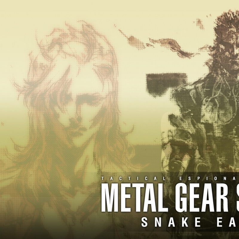 10 New Metal Gear Solid 3 Wallpaper 1920X1080 FULL HD 1920×1080 For PC Desktop 2020 free download metal gear solid 3 snake eater 1920x1080 imgur 800x800