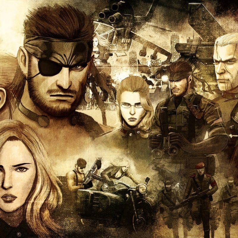10 Latest Metal Gear Solid 3 Background FULL HD 1920×1080 For PC Background 2018 free download metal gear solid 3 snake eater poster metal gear solid 3 snake 800x800