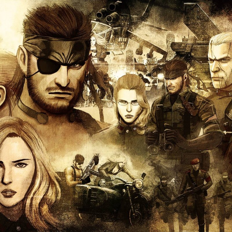 10 New Metal Gear Solid 3 Wallpaper 1920X1080 FULL HD 1920×1080 For PC Desktop 2020 free download metal gear solid 3 wallpapers wallpaper cave 800x800